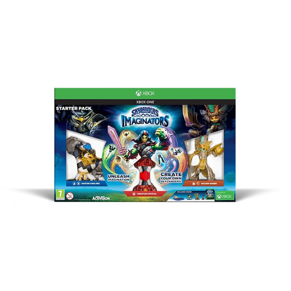 SKYLANDERS: IMAGINATORS - STARTER PACK (XBOX ONE)