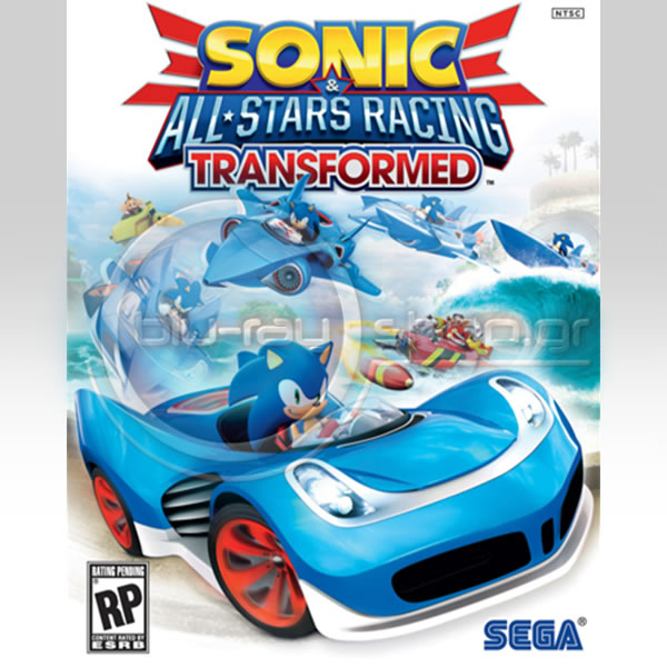 SONIC ALL-STARS RACING TRANSFORMED - LIMITED EDITION (PC)