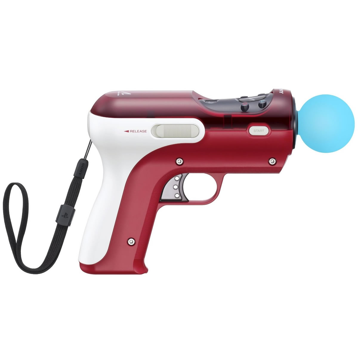 SONY OFFICIAL PLAYSTATION MOVE - MOTION CONTROLLER GUN ATTACHMENT 98063 (PS3)
