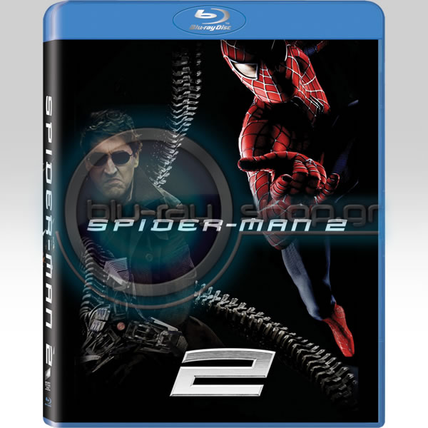 SPIDER-MAN 2 EXTENDED CUT - Deluxe Edition (2 BLU RAYs)