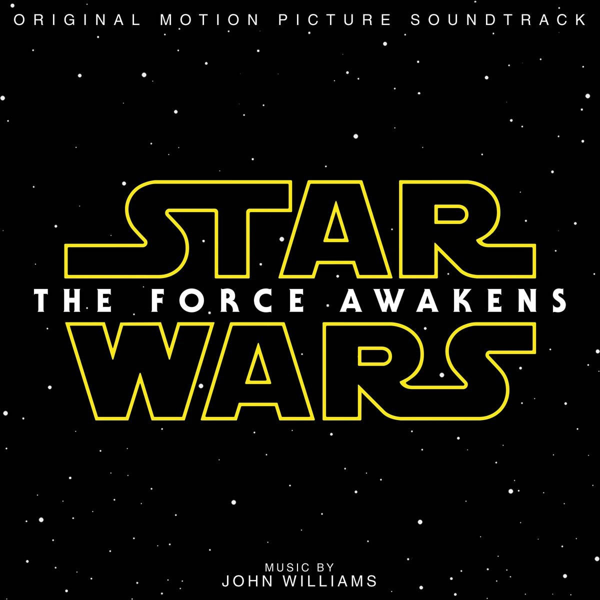 STAR WARS: THE FORCE AWAKENS  - THE ORIGINAL MOTION PICTURE SOUNDTRACK (AUDIO CD)