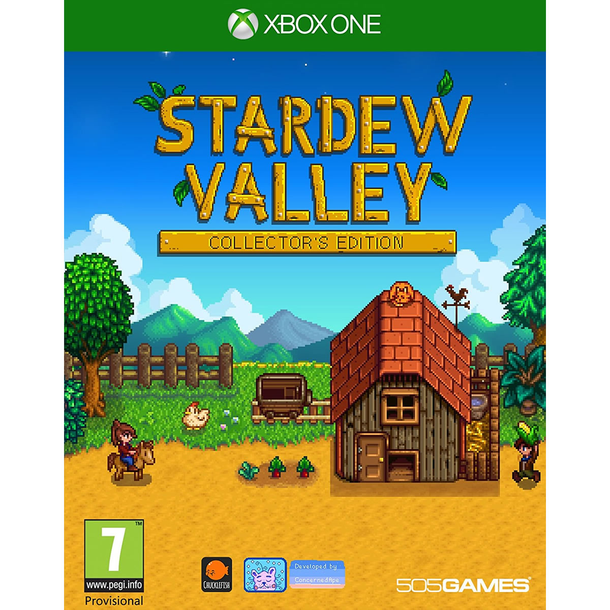 STARDEW VALLEY - Collector's Edition (XBOX ONE)