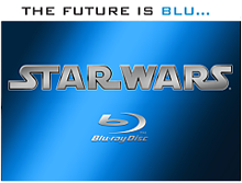 STAR WARS Blu-ray�
