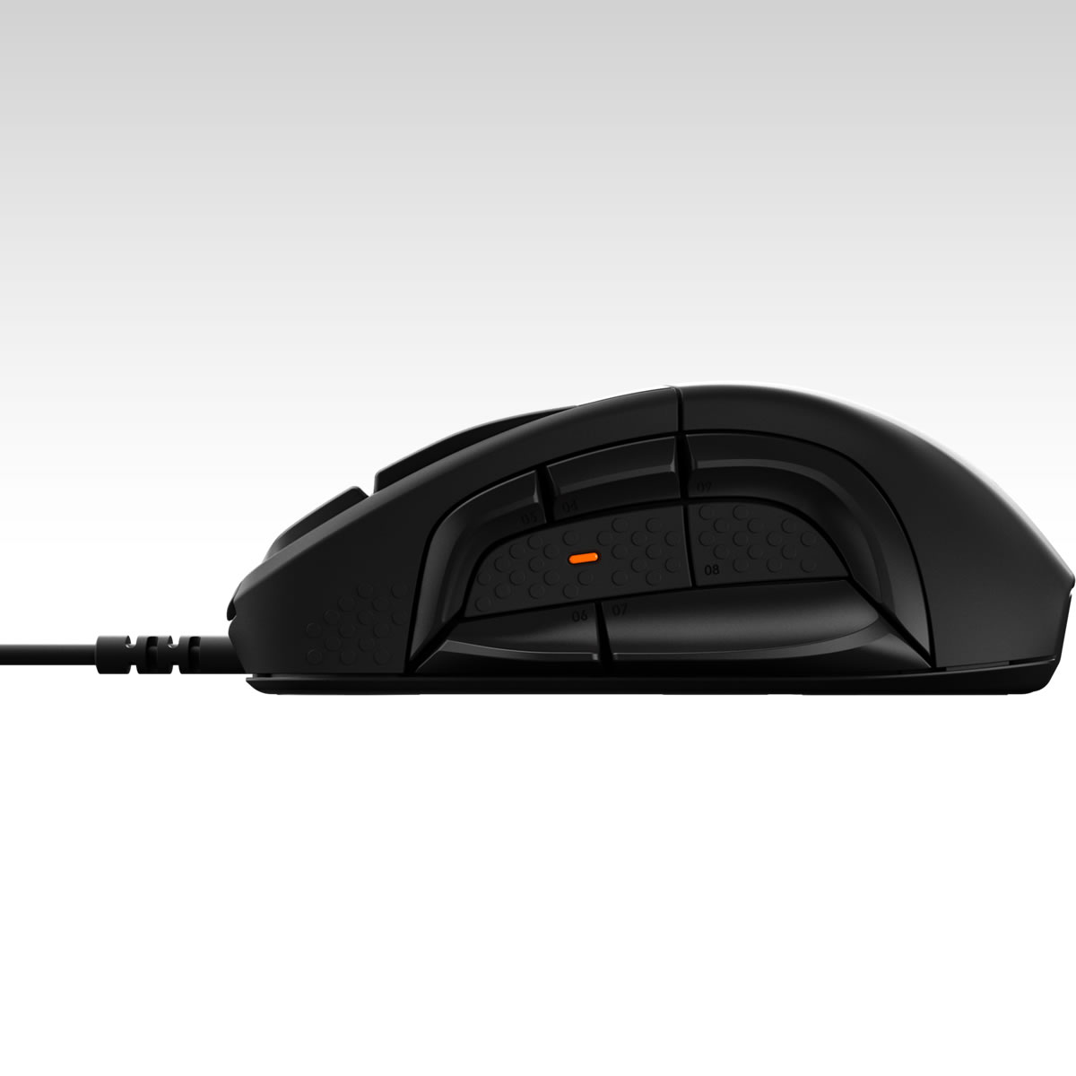 STEELSERIES - MOUSE RIVAL 500 BLACK 62051 (PC, Mac)