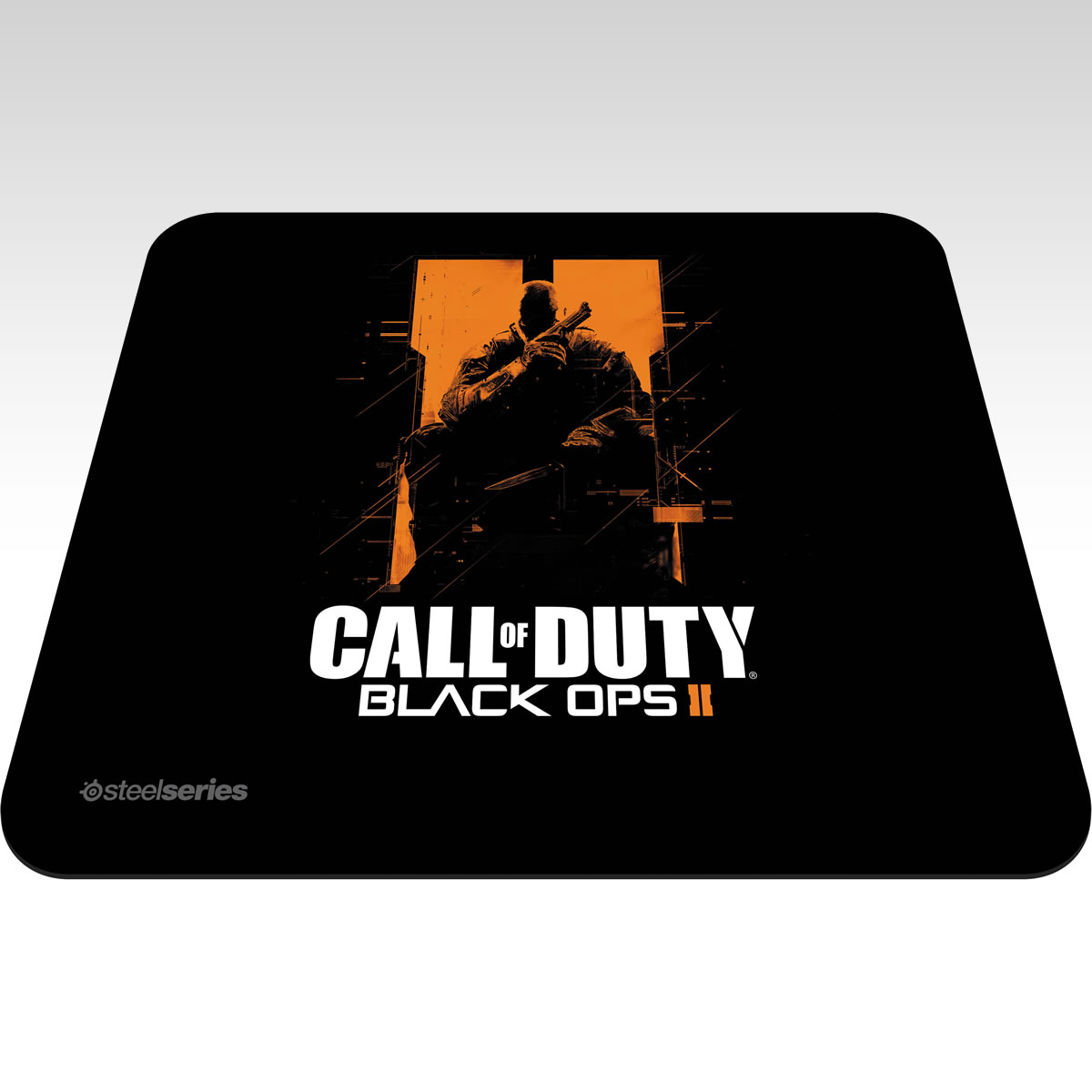 STEELSERIES - SURFACE QcK CALL OF DUTY BLACK OPS II ORANGE WOLF EDITION 67264 (PC)
