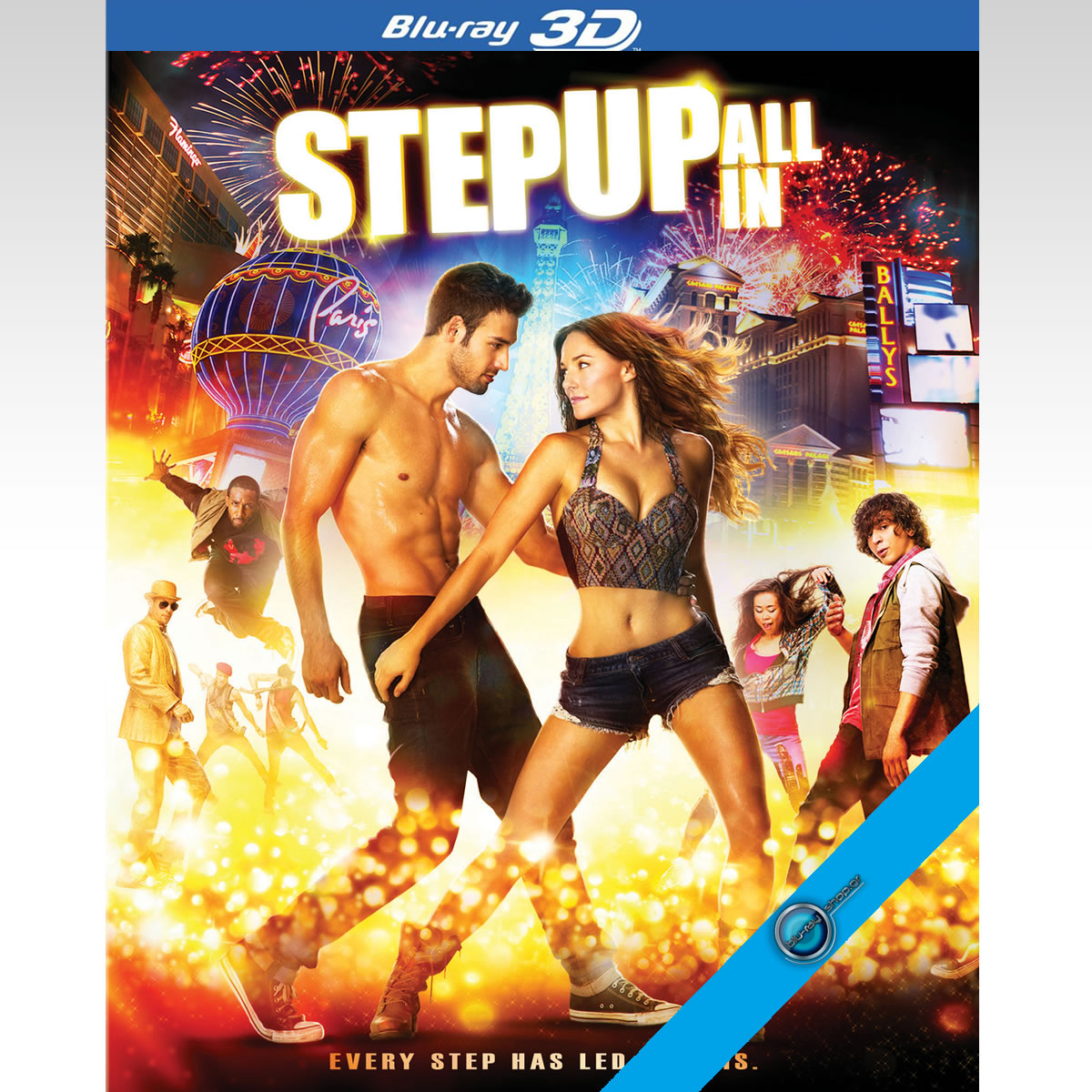 STEP UP 5: ALL IN 3D (BLU-RAY 3D/2D)
