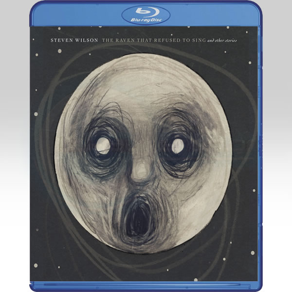 STEVEN WILSON: THE RAVEN THAT REFUSED TO SING (AND OTHER STORIES) (BLU-RAY)