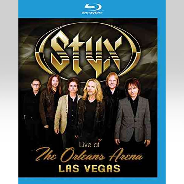 LIVE AT THE ORLEANS ARENA LAS VEGAS (BLU-RAY)