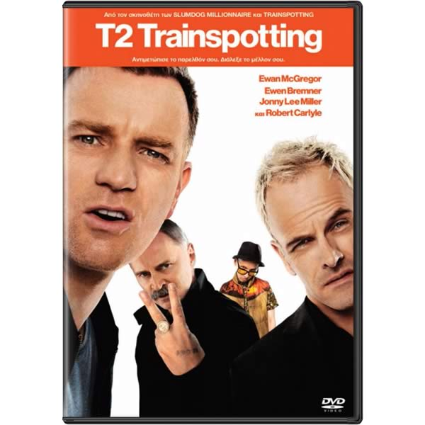 T2 TRAINSPOTING (DVD)