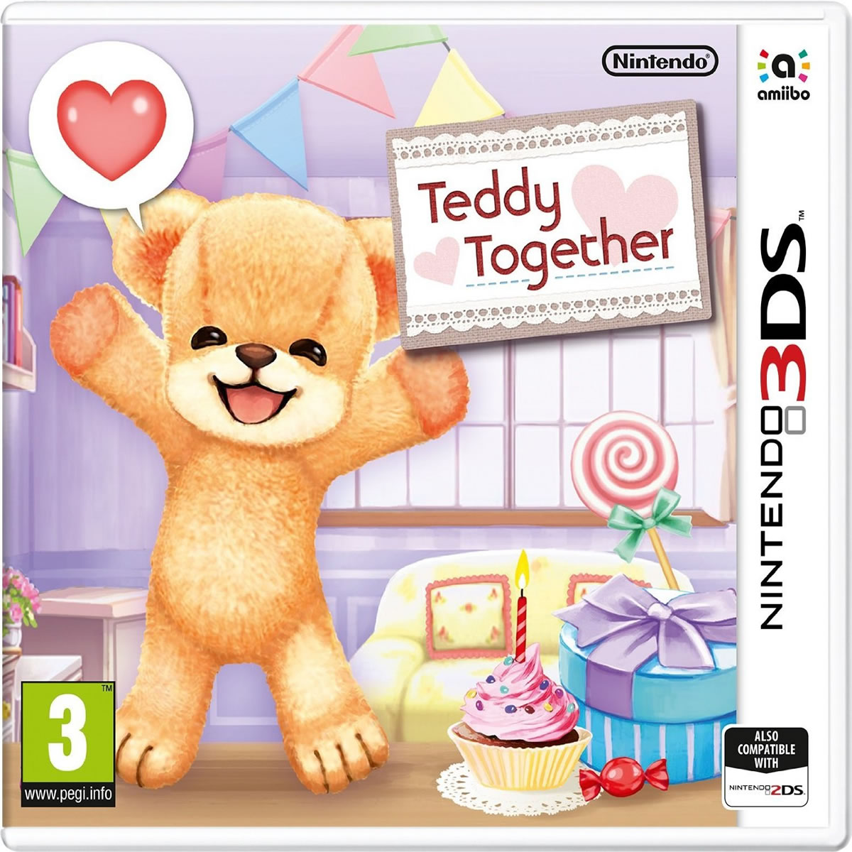 TEDDY TOGETHER (3DS, DS)