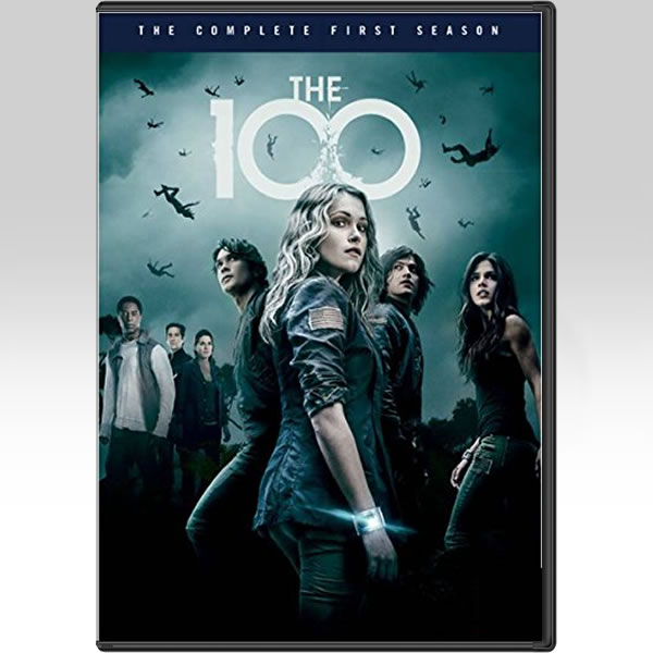 THE 100: THE COMPLETE 1st SEASON - THE 100: 1η ΠΕΡΙΟΔΟΣ (3 DVDs)