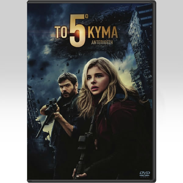 THE 5th WAVE - �� 5� ���� (DVD)