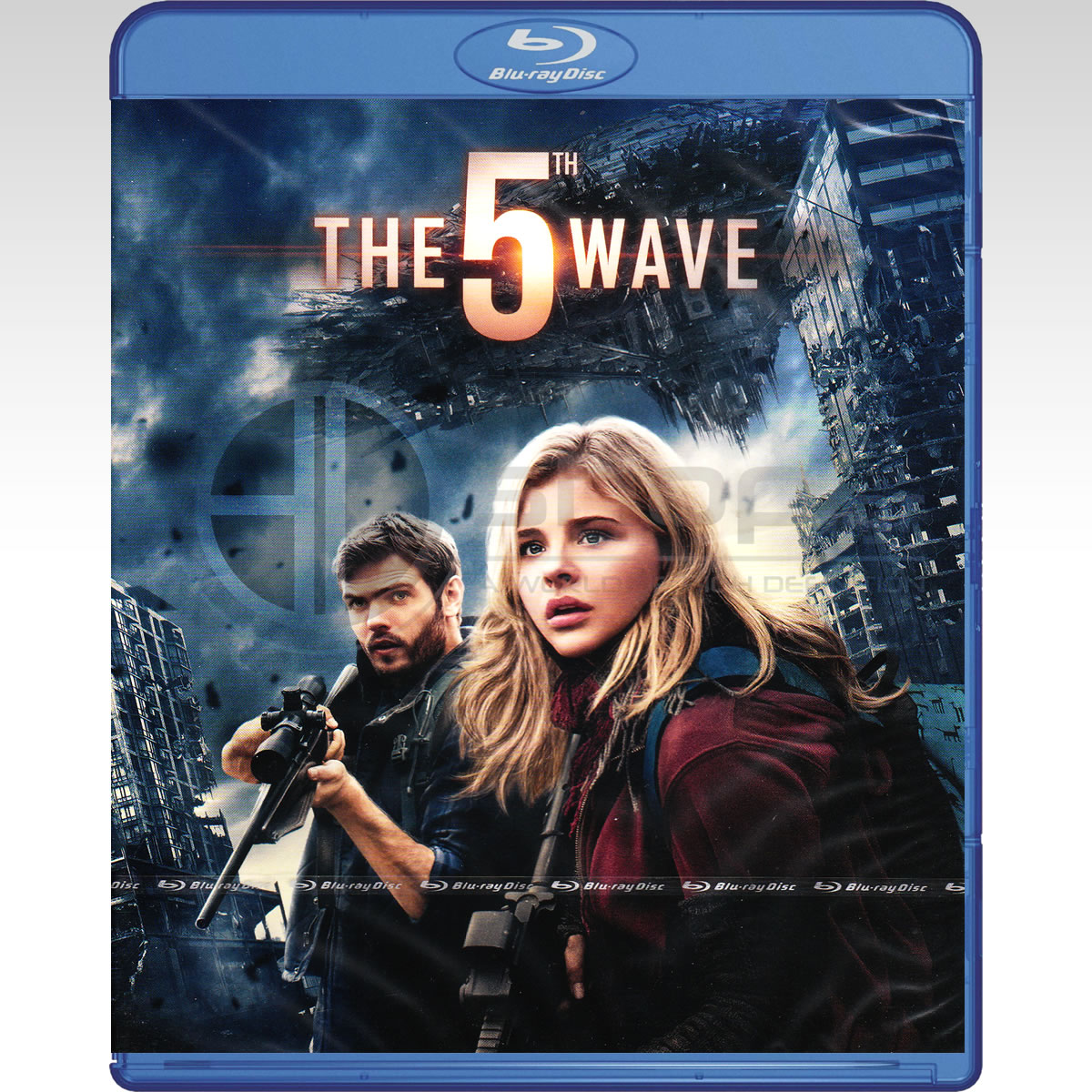 THE 5th WAVE - ΤΟ 5ο ΚΥΜΑ (BLU-RAY)