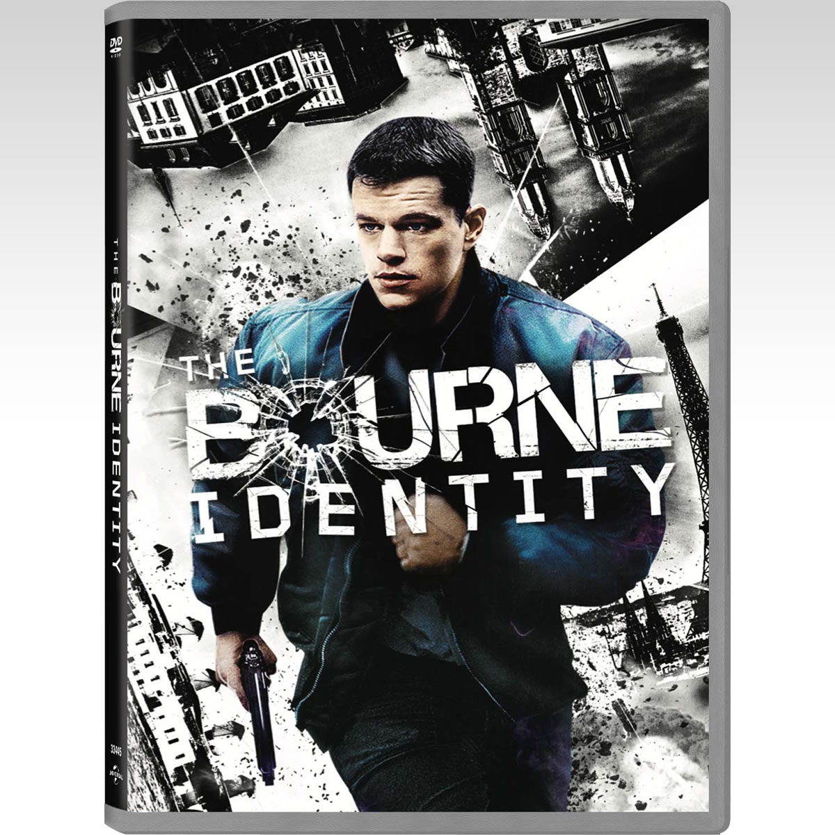 THE BOURNE IDENTITY - ΧΩΡΙΣ ΤΑΥΤΟΤΗΤΑ Bullet Special Edition (DVD)