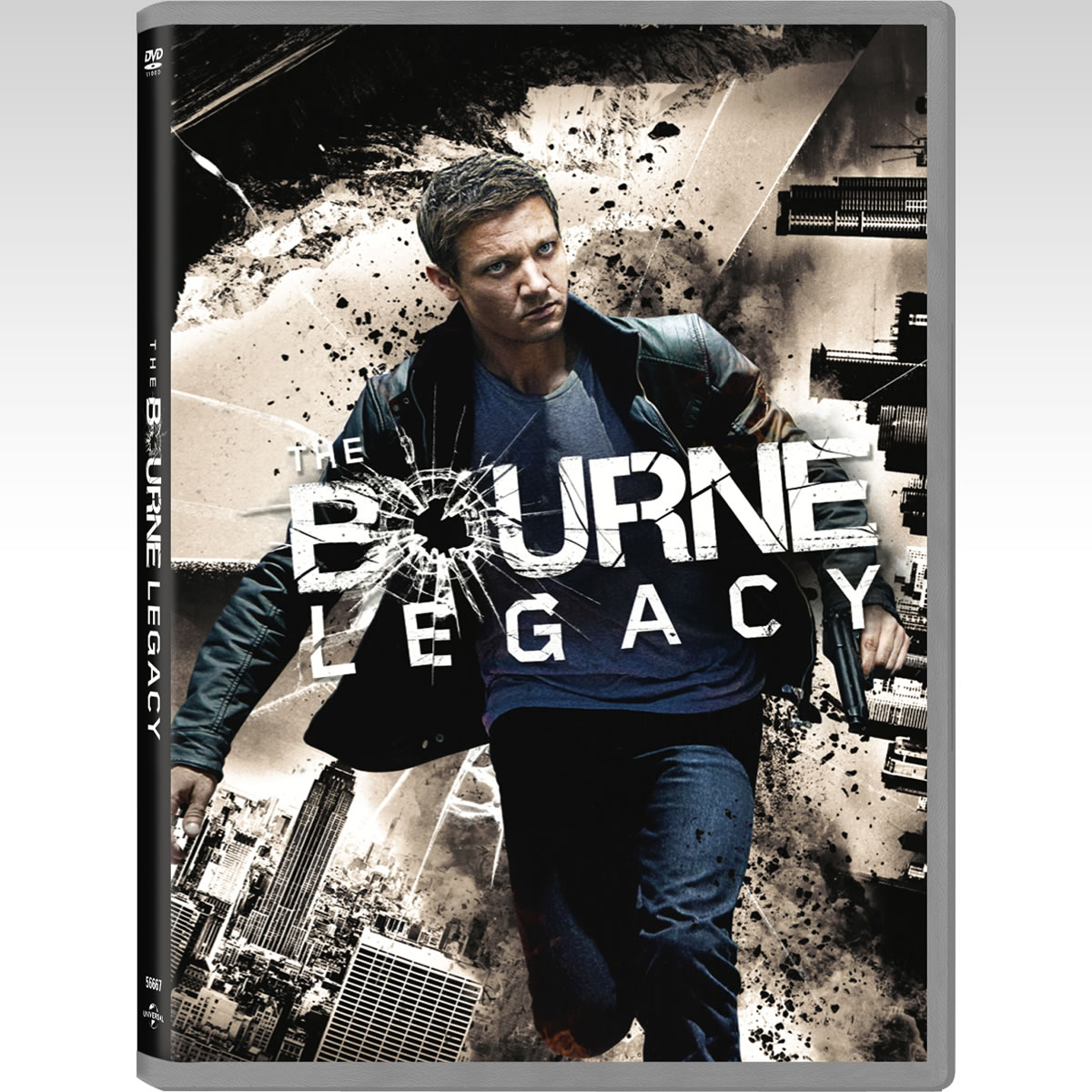 THE BOURNE LEGACY - Η ΚΛΗΡΟΝΟΜΙΑ ΤΟΥ ΜΠΟΡΝ Bullet Special Edition (DVD)