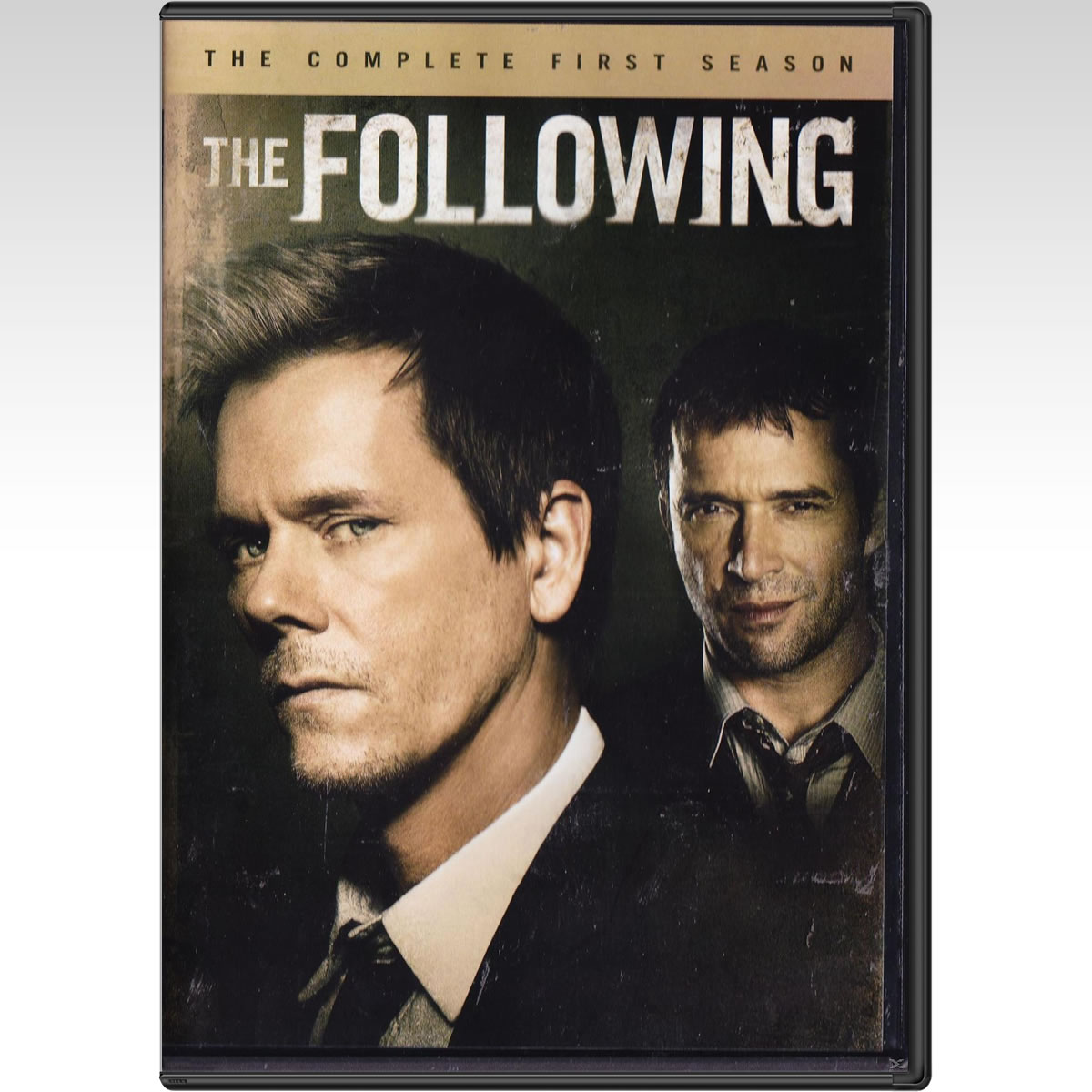 THE FOLLOWING: THE COMPLETE 1st SEASON - THE FOLLOWING: 1η ΠΕΡΙΟΔΟΣ (4 DVDs)