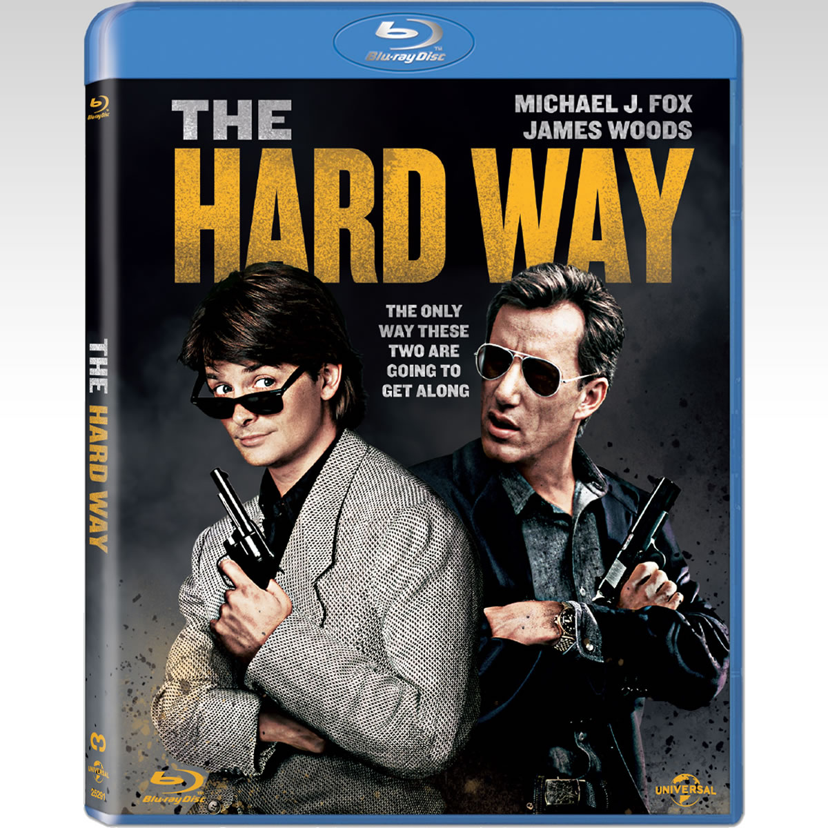 THE HARD WAY - ΠΑΡΕΑ ΜΕ ΤΟ ΖΟΡΙ (BLU-RAY)