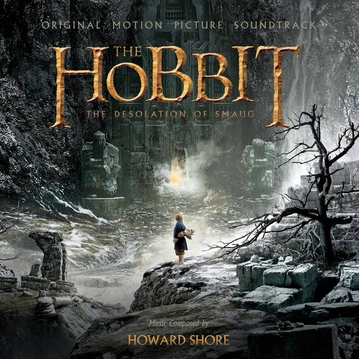THE HOBBIT: THE DESOLATION OF SMAUG - ORIGINAL MOTION PICTURE SOUNDTRACK (2 AUDIO CDs)