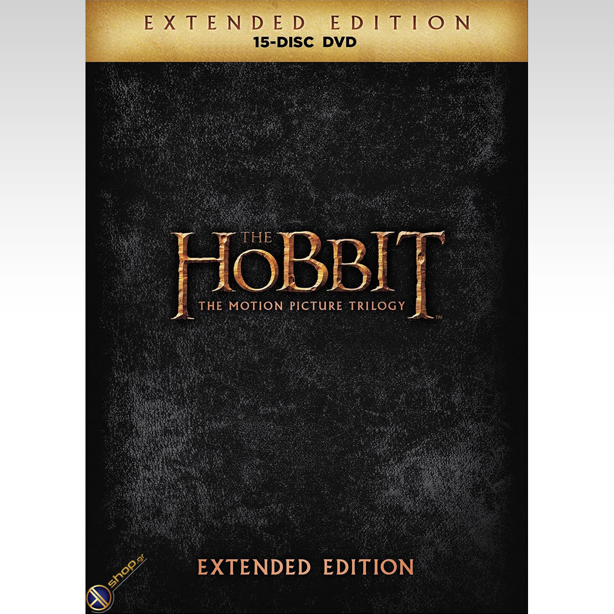 THE HOBBIT: THE MOTION PICTURE TRILOGY Extended Edition - ΧΟΜΠΙΤ: Η ΤΡΙΛΟΓΙΑ Extended Edition [ΕΛΛΗΝΙΚΟ] (15 DVDs)