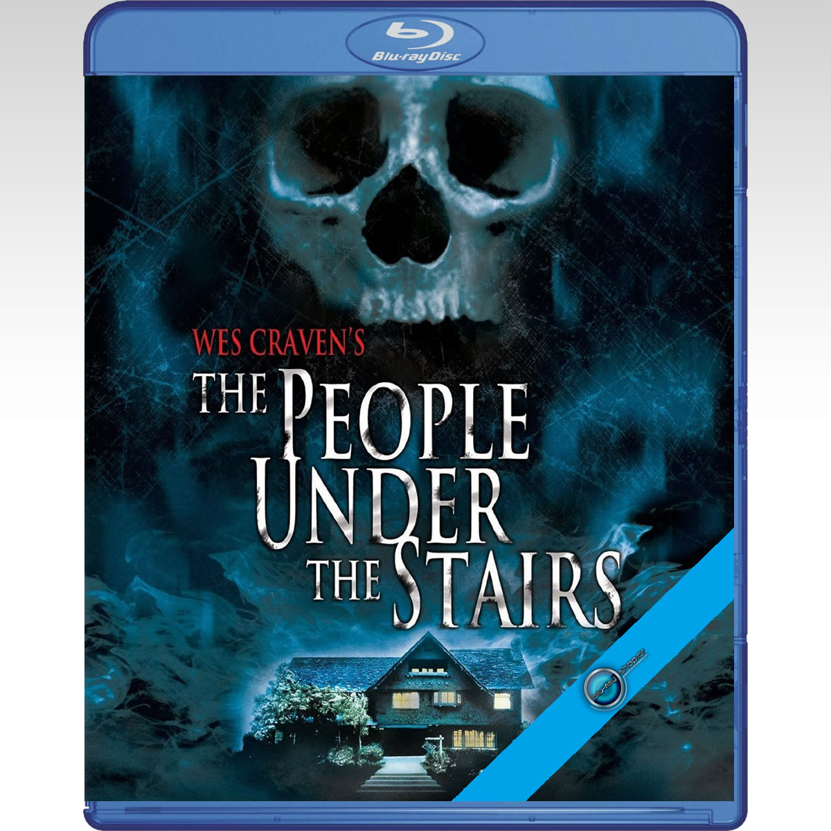 THE PEOPLE UNDER THE STAIRS [1991] - �� �������� ���� ��� ��� ������ [1991] (BLU-RAY)