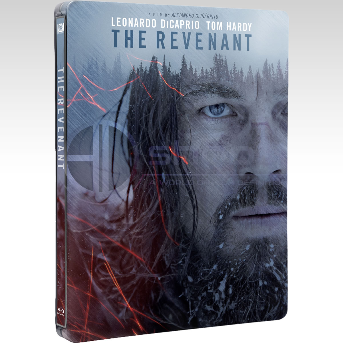 THE REVENANT - Η ΕΠΙΣΤΡΟΦΗ Limited Edition Steelbook (BLU-RAY)