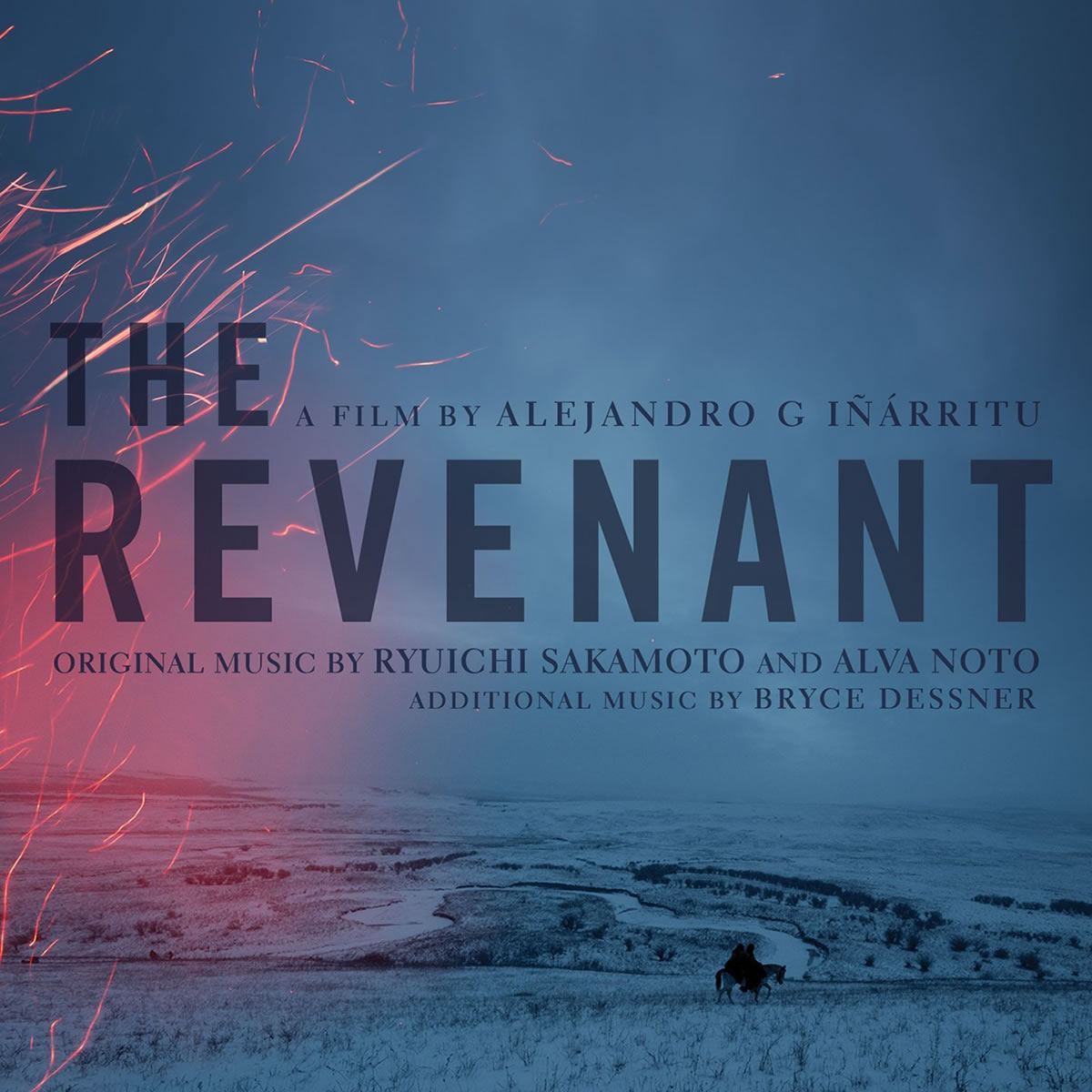 THE REVENANT - THE ORIGINAL MOTION PICTURE SOUNDTRACK (AUDIO CD)