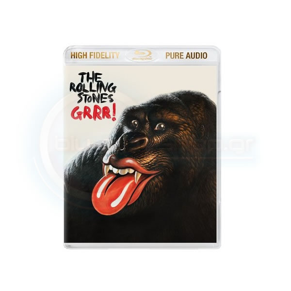 THE ROLLING STONES: GRRR! (BLU-RAY AUDIO)