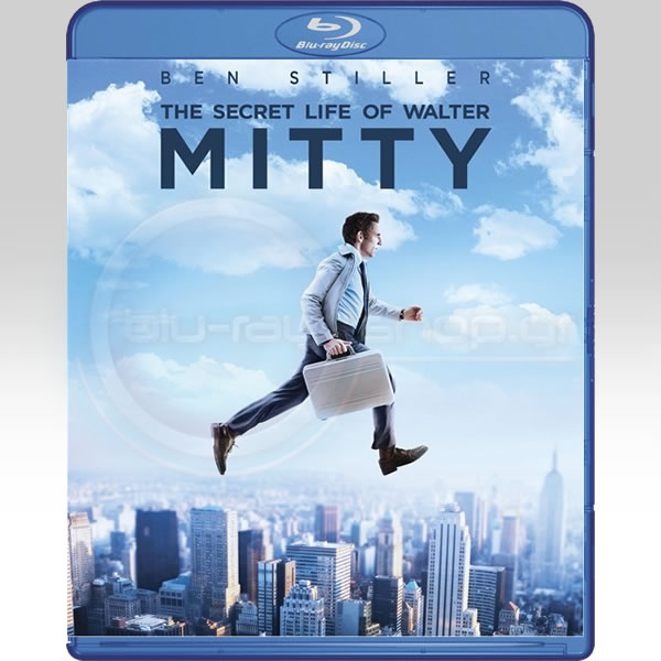 THE SECRET LIFE OF WALTER MITTY - � ����� ��� ��� �������� ���� (BLU-RAY)