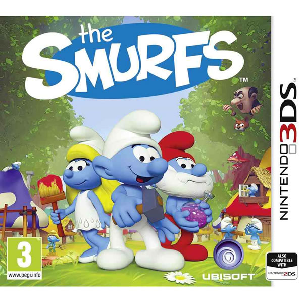 THE SMURFS (3DS, DS)