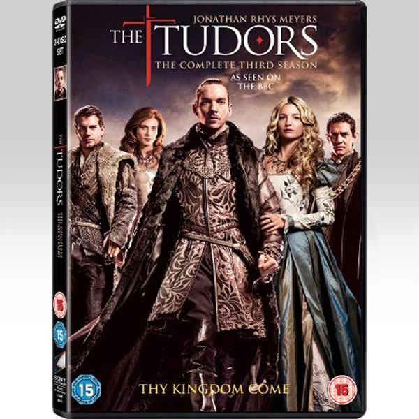 THE TUDORS: THE COMPLETE SECOND SEASON - THE TUDORS: ΔΕΥΤΕΡΟΣ ΚΥΚΛΟΣ (3 DVDs)