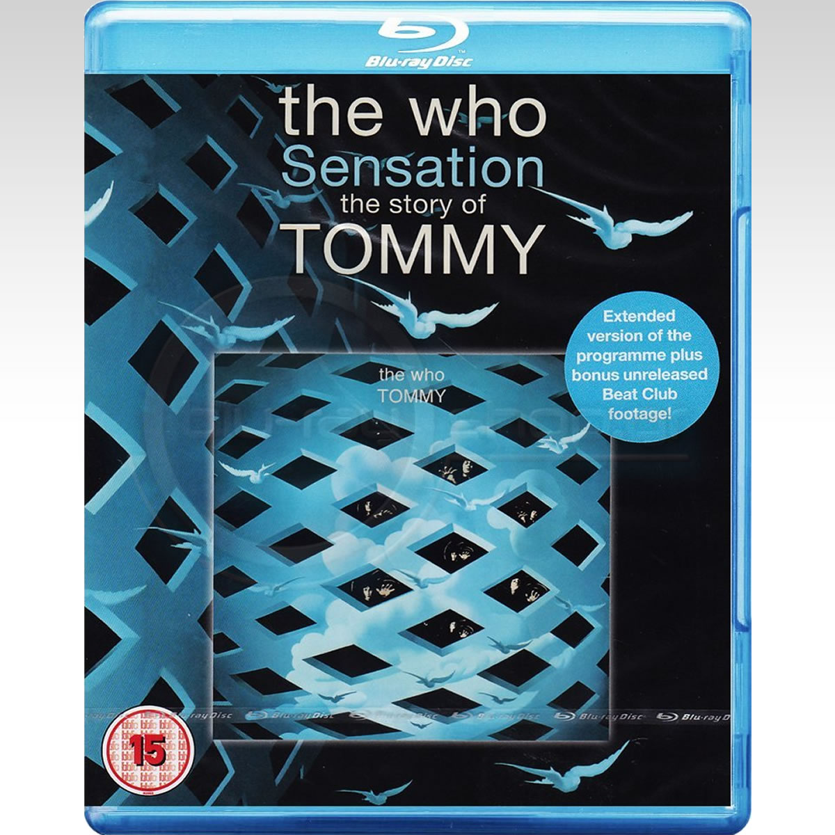 THE WHO : SENSATION - THE STORY OF TOMMY (BLU-RAY)