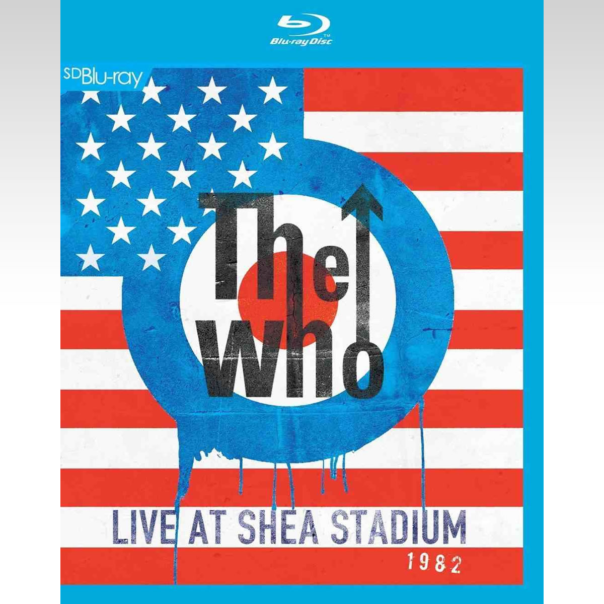 THE WHO: LIVE AT SHEA STADIUM 1982 [SD UPSCALED] (BLU-RAY)