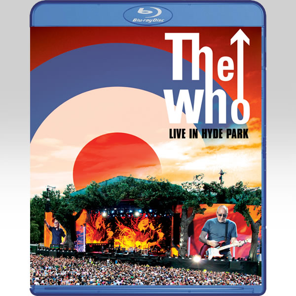 THE WHO: LIVE IN HYDE PARK (BLU-RAY)