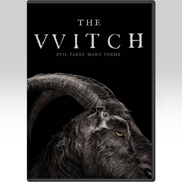 THE WITCH - THE VVITCH - Η ΜΑΓΙΣΣΑ (DVD)