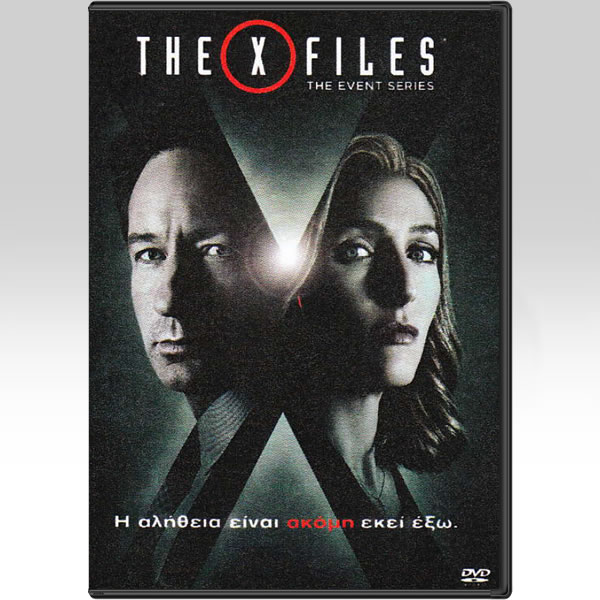 THE X-FILES: THE EVENT SERIES (3 DVD)