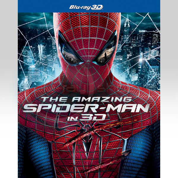 THE AMAZING SPIDER-MAN (BLU-RAY 3D + BLU-RAY)