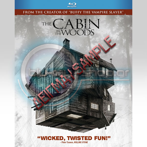 THE CABIN IN THE WOODS - �� ����� ����� ��� ∆���� (BLU-RAY)