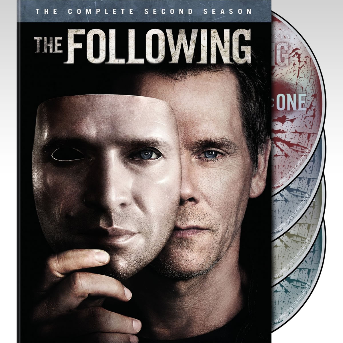 THE FOLLOWING: THE COMPLETE 2nd SEASON - THE FOLLOWING: 2η ΠΕΡΙΟΔΟΣ (4 DVDs)
