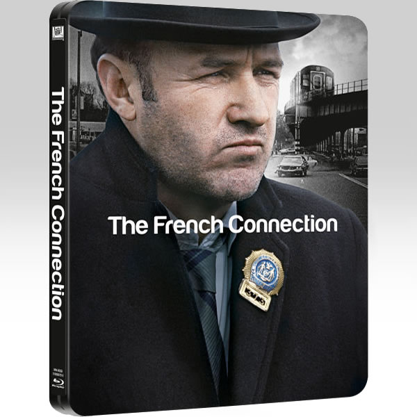 THE FRENCH CONNECTION - � �������� ��� �� ������ Limited Collector's Edition Steelbook [��������� �� ���������� ����������] (BLU-RAY)
