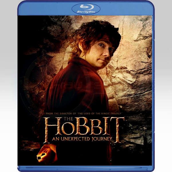 THE HOBBIT: AN UNEXPECTED JOURNEY 2-Disc Special Edition - THE HOBBIT: ΕΝΑ ΑΝΑΠΑΝΤΕΧΟ ΤΑΞΙΔΙ 2-Disc Ειδική Έκδοση (2 BLU-RAY)