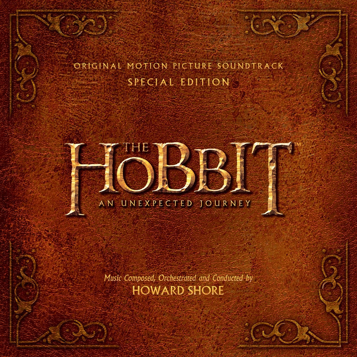 THE HOBBIT: AN UNEXPECTED JOURNEY - ORIGINAL MOTION PICTURE SOUNDTRACK Special Edition (2 AUDIO CDs)
