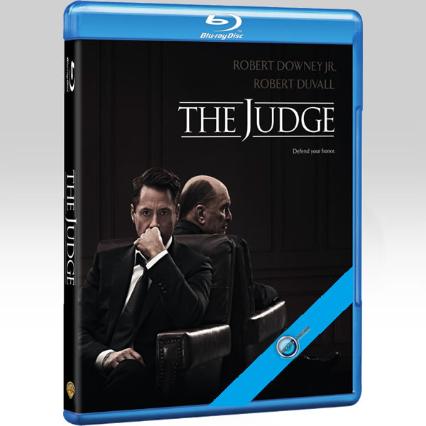 THE JUDGE (BLU-RAY)