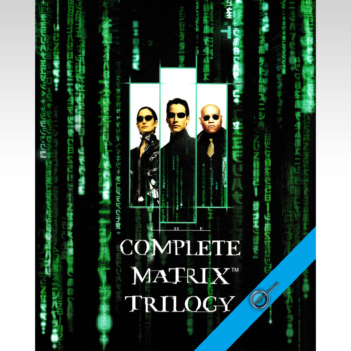 THE COMPLETE MATRIX TRILOGY - MATRIX Η ΤΡΙΛΟΓΙΑ (3 BLU-RAYs)