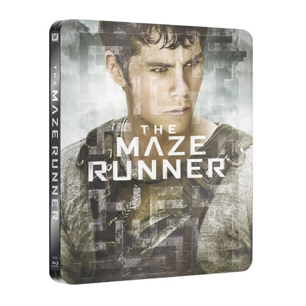 THE MAZE RUNNER - Ο ΛΑΒΥΡΙΝΘΟΣ Limited Edition Steelbook (BLU-RAY)