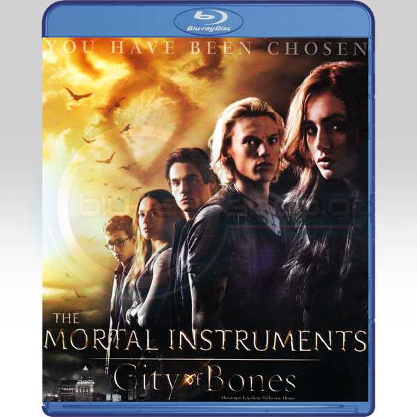 THE MORTAL INSTRUMENTS: CITY OF BONES - �������� ��������: ���� ��� ����� (BLU-RAY)