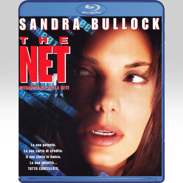 THE NET [��������� �� ���������� ����������] (BLU-RAY)