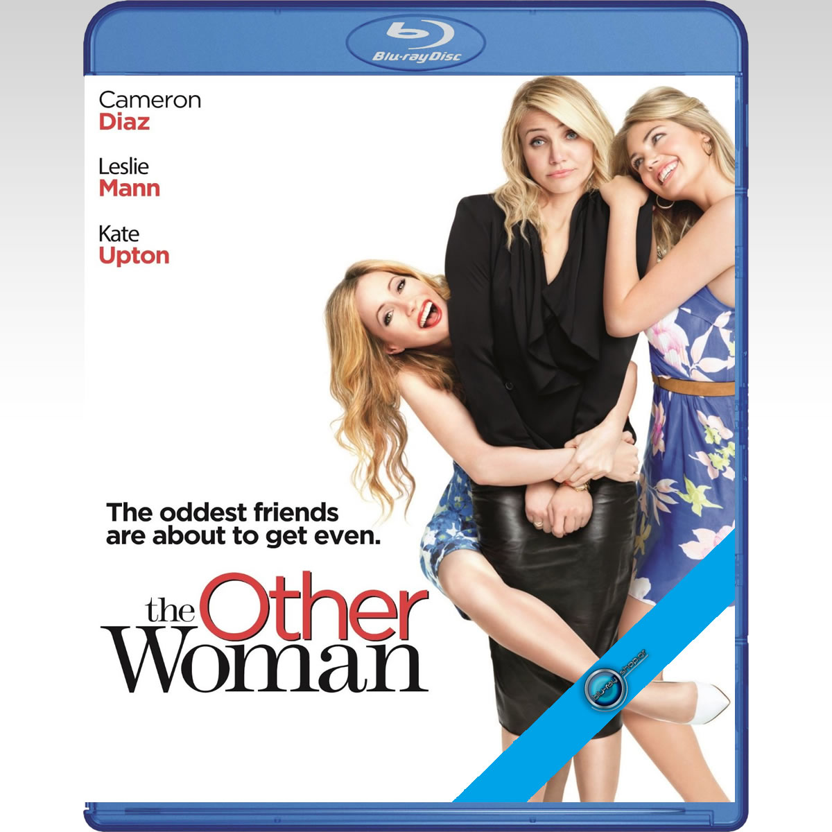 THE OTHER WOMAN - � ���� ������� (BLU-RAY)