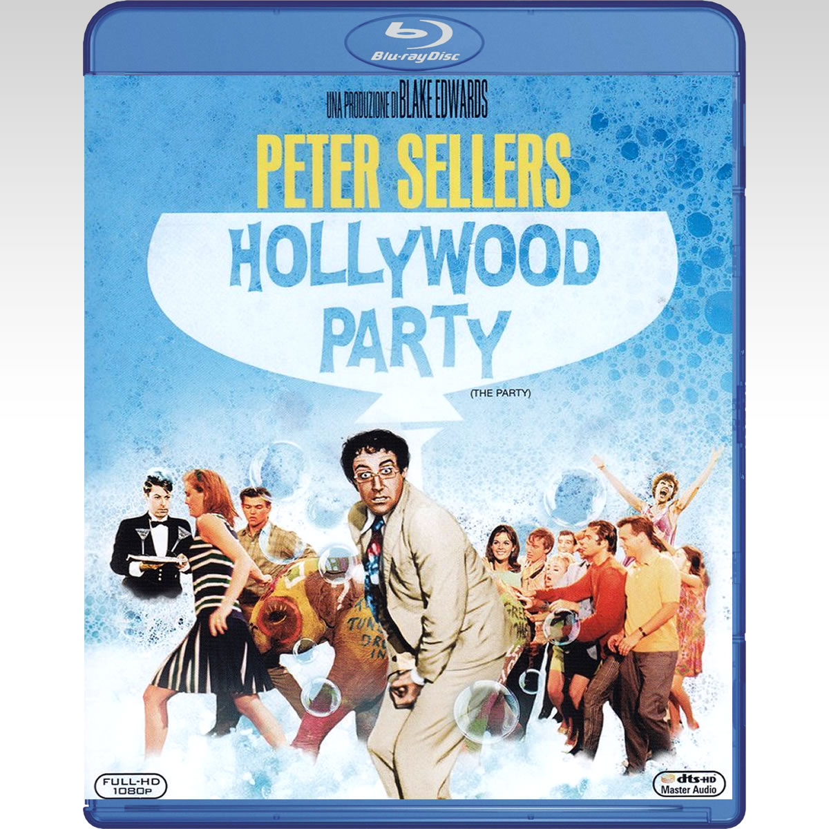 THE PARTY - �� ����� [��������� �� ���������� ����������] (BLU-RAY)