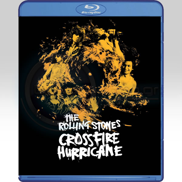THE ROLLING STONES: CROSSFIRE HURRICANE (BLU-RAY)