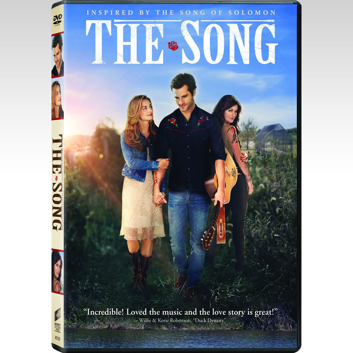 THE SONG - �� �������� ���� (DVD)